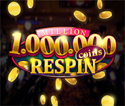 Million Coins Respin