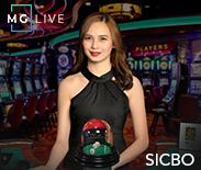 MG Live Sicbo
