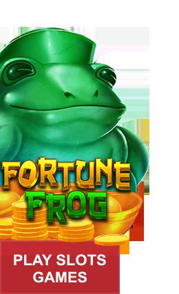 TTG Fortune Frog