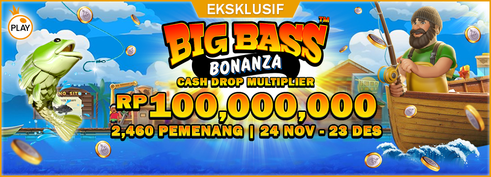 PP Big Bass Bonanza