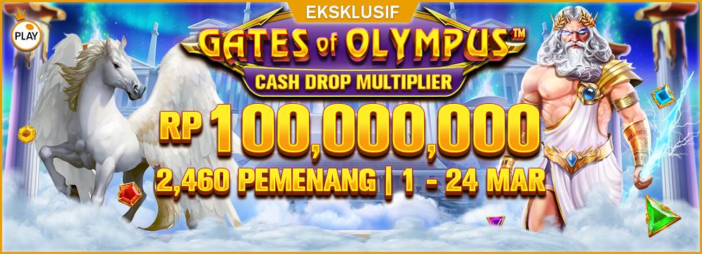 PP Gates of Olympus Cash Drop Multiplier